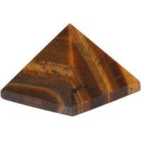 Tiger Eye Pyramid - 101600895