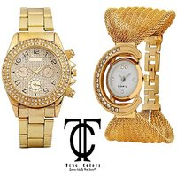 TRUE CHOICE  IIK JACKPOT COMBO FASHION HUNT Analog Watch - For Boys, Men, Girls, Women, Couple FOR ALL