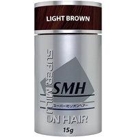 Super Million Hair Building Fibers Light Brown 15g