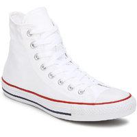 Converse Men's White Lace-up Sneaker Shoes - 101612264