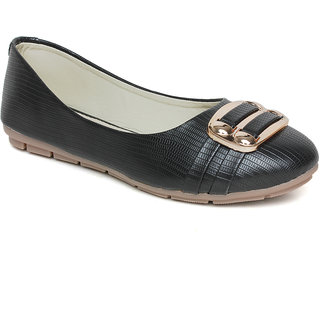 Vendoz Women Black Bellies