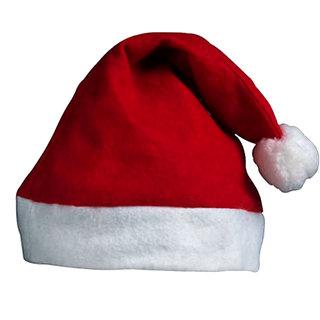 0ed4a478e0f11 RABARMAN Christmas Santa Hat available at ShopClues for Rs.99