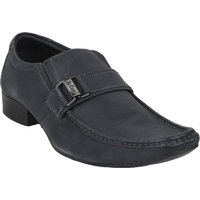 Lee Cooper Men's Blue Slip On Formal Shoes