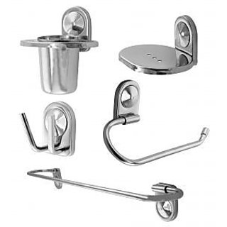 Bathroom Accesories Complete Set(5 pcs included)
