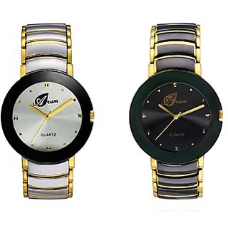 Arum Combo Of Two Watches For Men	ANC-013
