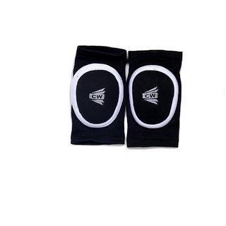 CW Dancing Knee Cap Padded in Oval Shape (Medium)