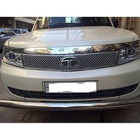 Safari storme front grill chrome plated