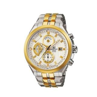 CASIO EDIFICE EF 556 MENS CHRONOGRAPH