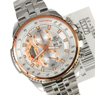 Casio Edifice EF 558 Copper