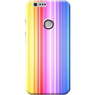 Google Pixel Mobile Back Cover