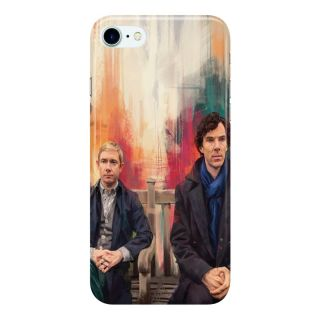 The Fappy Store sherlock-and-john Back Cover for Apple iPhone 7