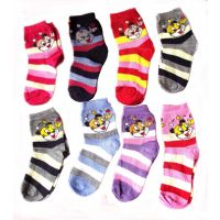 6 Pairs Cotton Kids Infant Soft Baby Socks Age 6 months - 2 Years