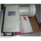Solid KU - Band 2 Way LNB For Multi Set-Top Box