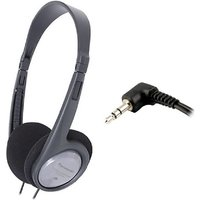 Panasonic RP-HT010GU-H Headphones  only for music no calls (1 year Warranty)