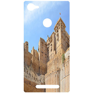 Amagav Back Case Cover for Micromax Canvas Unite 4 Pro Q465 149-MmUnite4PRO