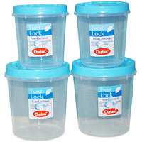 CHETAN 4 PC TWIST LOCK CONTAINER @ RS.449/= DELIVERY FREE