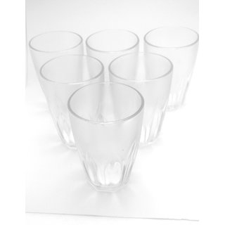 Fuly Glassware set A Set of 6 pics
