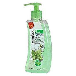 Dermoviva Usa Face Wash Gel-Oil Control 150M