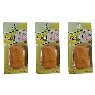 Olifair Gold Soap (Pack Of 3)
