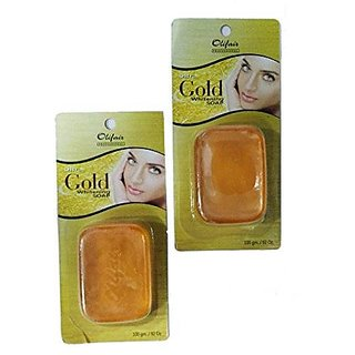 Olifair Gold Soap (Pack Of 2)
