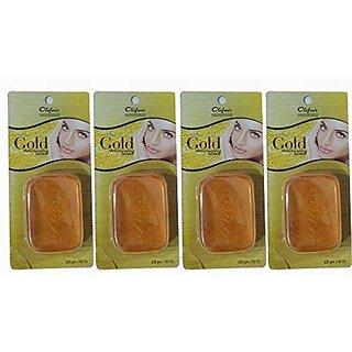 Olifair Gold Soap (Pack Of 4)