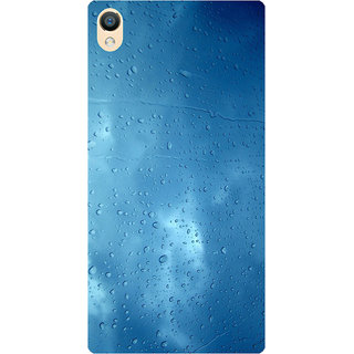 Amagav Back Case Cover for Lyf Water 8 418-LfyWater8