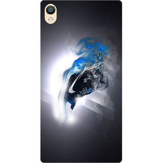 Amagav Back Case Cover for Lyf Water 8 605-LfyWater8