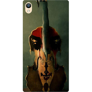 Amagav Back Case Cover for Lyf Water 8 618-LfyWater8