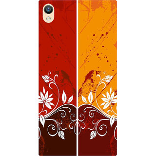 Amagav Back Case Cover for Lyf Water 8 427-LfyWater8
