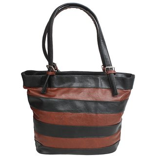 D-ROCK Multi Solid/Plain Casual Handbag