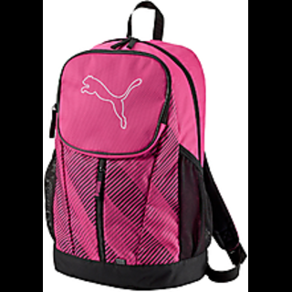 Puma Pink Back Padding  Backpack