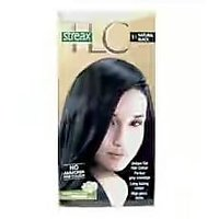 Streax Hair Color TLC ( Natural Black) 95ml