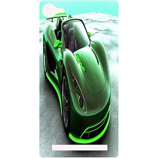 Amagav Printed Back Case Cover for Lyf Wind 1 82LfyWind1