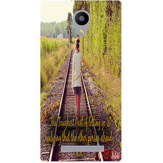 Amagav Printed Back Case Cover for Lyf Flame 5 231LfyFlame5