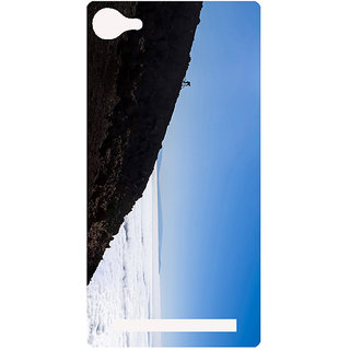 Amagav Printed Back Case Cover for Lava A76 635LavaA76