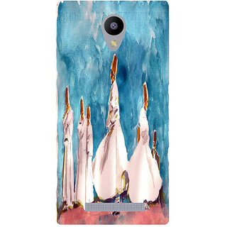Amagav Printed Back Case Cover for Lyf Flame 5 139LfyFlame5