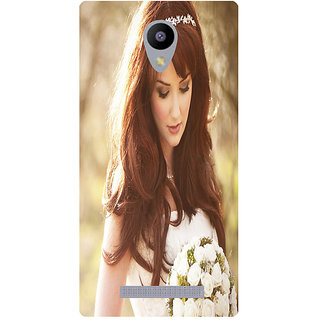 Amagav Printed Back Case Cover for Micromax Canvas Pace 4G Q416 135MmPace4G-Q416