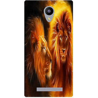 Amagav Printed Back Case Cover for Micromax Canvas Pace 4G Q416 14MmPace4G-Q416