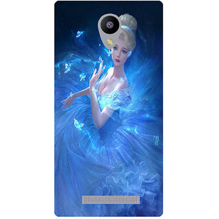 Amagav Printed Back Case Cover for Micromax Canvas Pace 4G Q416 1aMmPace4G-Q416