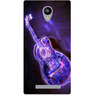 Amagav Printed Back Case Cover for Lyf Wind 3 468LfyWind3