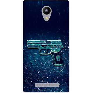 Amagav Printed Back Case Cover for Lyf Flame 5 609LfyFlame5