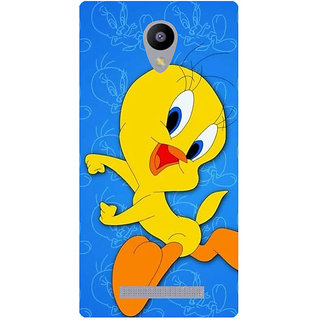 Amagav Printed Back Case Cover for Lyf Wind 3 645LfyWind3