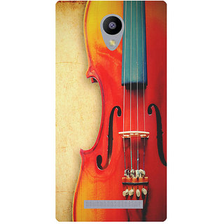 Amagav Printed Back Case Cover for Lyf Wind 3 345LfyWind3