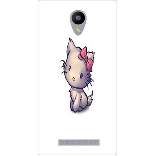 Amagav Printed Back Case Cover for Micromax Canvas Pace 4G Q416 124MmPace4G-Q416