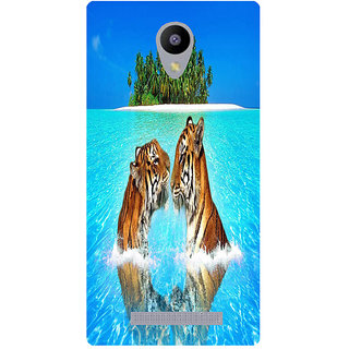 Amagav Printed Back Case Cover for Micromax Canvas Pace 4G Q416 267MmPace4G-Q416
