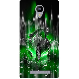 Amagav Printed Back Case Cover for Micromax Canvas Pace 4G Q416 289MmPace4G-Q416