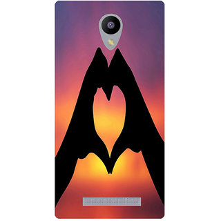 Amagav Printed Back Case Cover for Micromax Canvas Pace 4G Q416 47MmPace4G-Q416