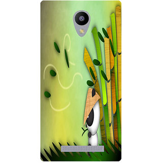 Amagav Printed Back Case Cover for Micromax Canvas Pace 4G Q416 74MmPace4G-Q416