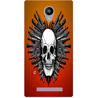 Amagav Printed Back Case Cover for Lyf Wind 3 96LfyWind3