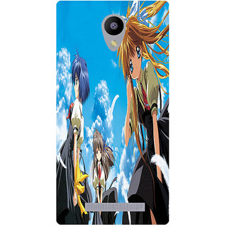 Amagav Printed Back Case Cover for Micromax Canvas Pace 4G Q416 78MmPace4G-Q416